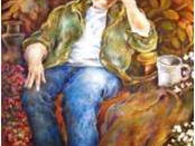 Reflections: An Exhibit of Artist Self-Portraits at ArtsEast