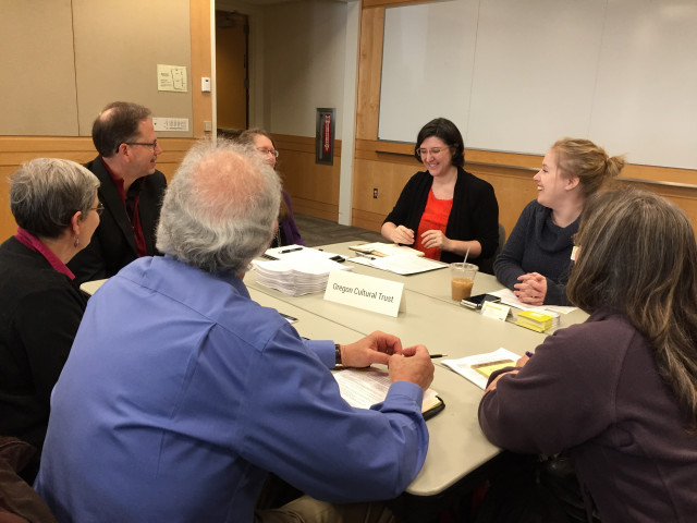 "2018 'Conversations with Funders and Partners"" scheduled for Feb. 6 through March 8"