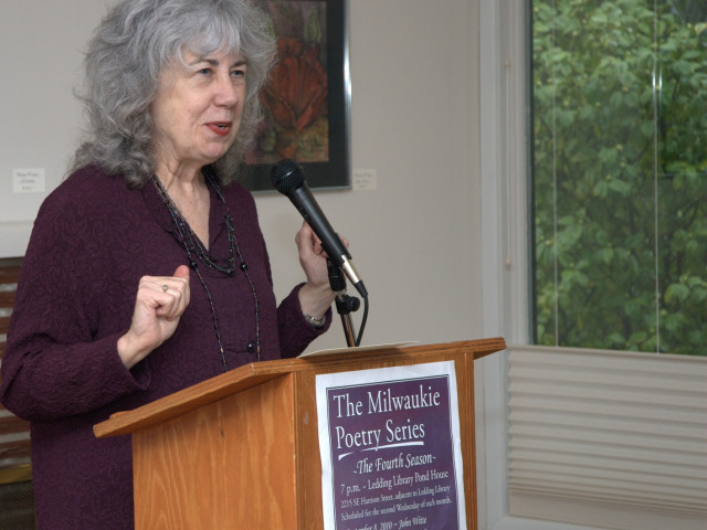 Oregon Poet Laureate Nominations Sought – Nominations due February 28, 2014