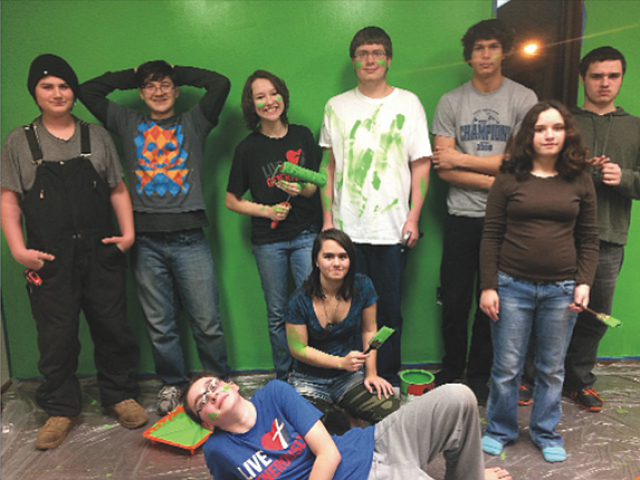 The Dalles library creates teen space