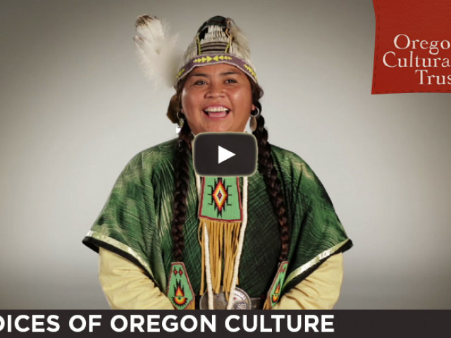 Voices of Oregon Culture