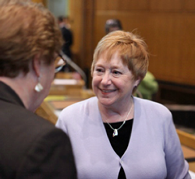 Rep. Margaret Doherty Photo